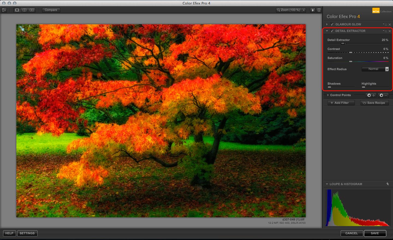 Color Efex Pro Glamour Glow