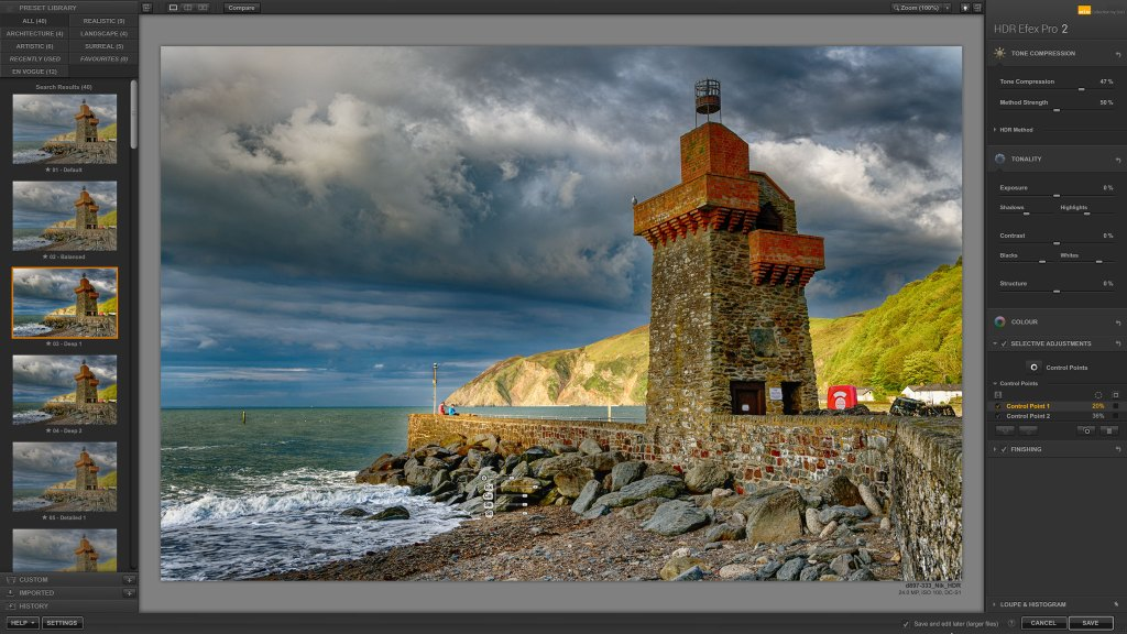 Pintura colgar Grifo  DxO Nik Collection 3 review | Life after Photoshop