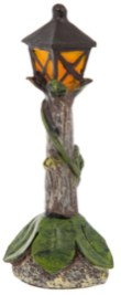 Fairy Garden Light Post