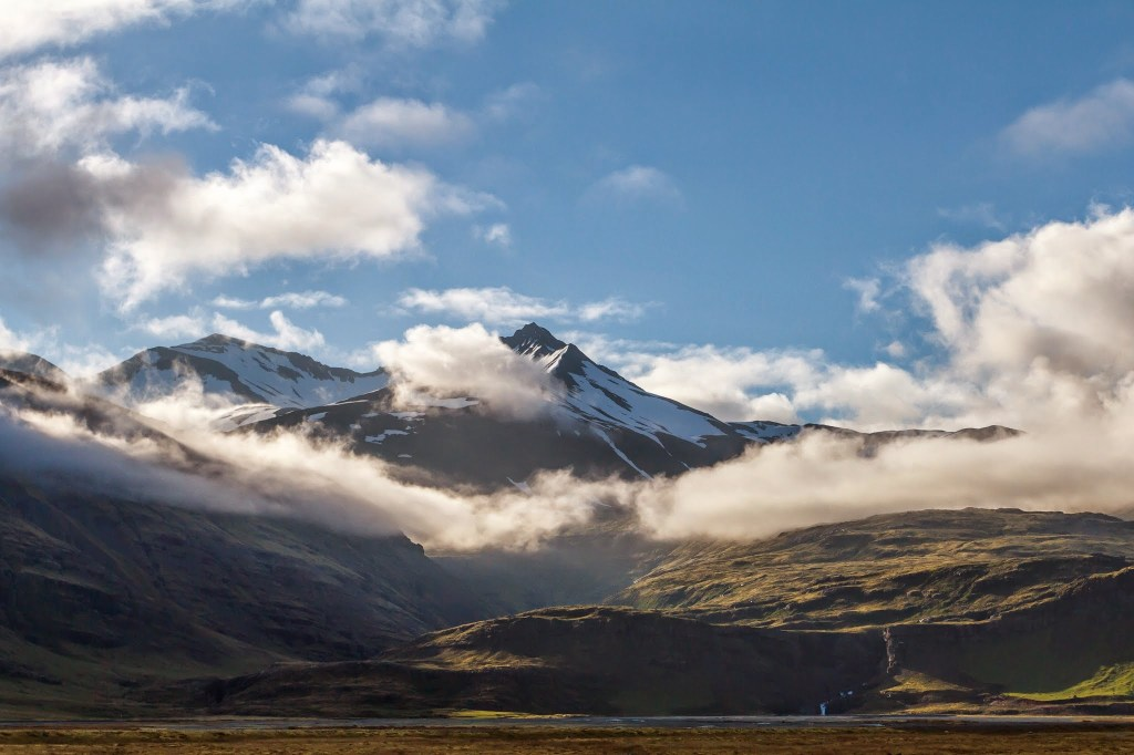 Iceland from the Ring road