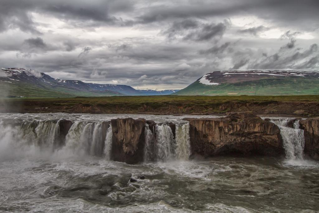 Iceland Day 7 — Myvatn and Akureyri