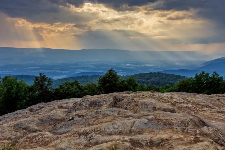 Baldface Mountain Overlook