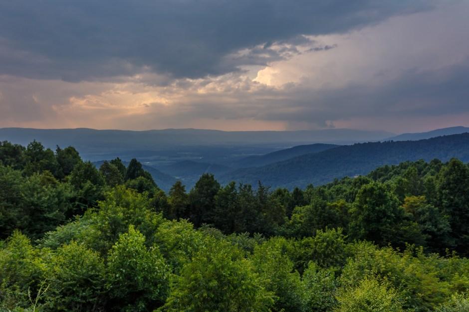 Hensley Hollow Overlook