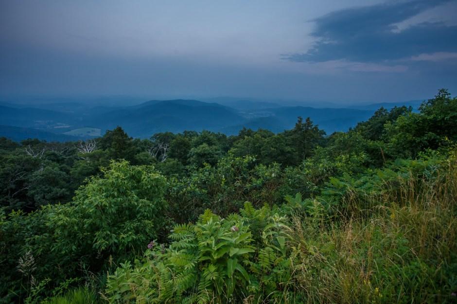 Mount Marshall Overlook
