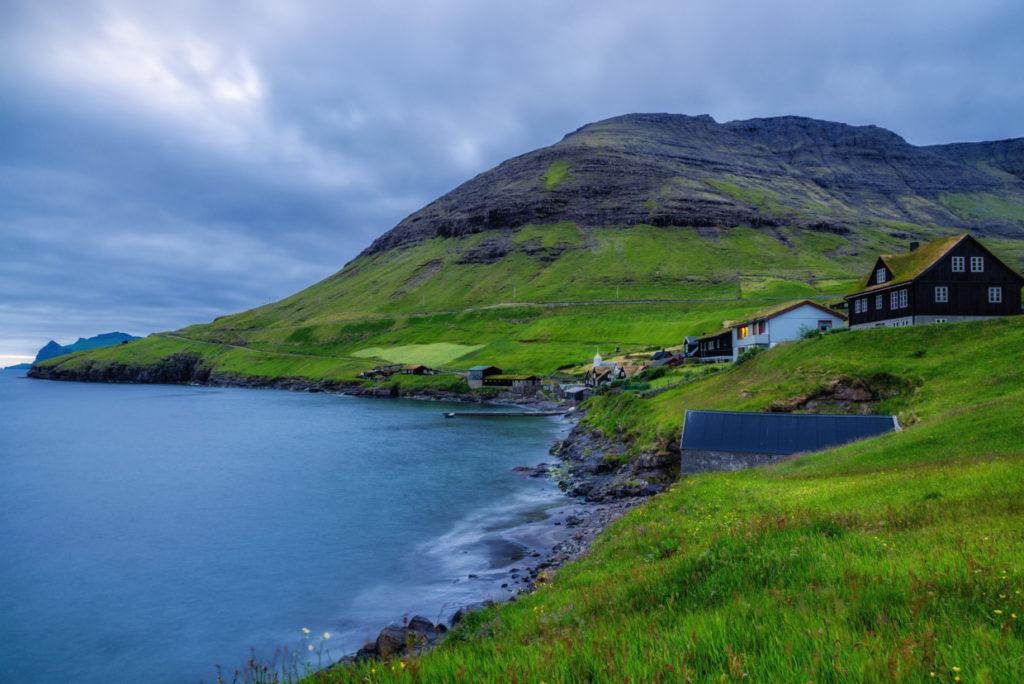 Bøur village