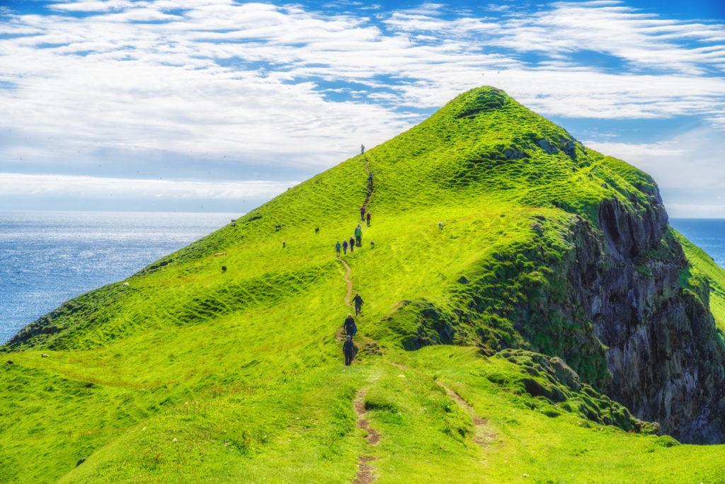 Mykines hike