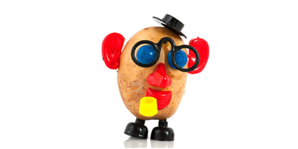 I Survived Mr. Potato Head