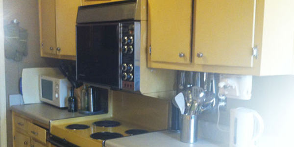 Kitchen Redo: The Beginning