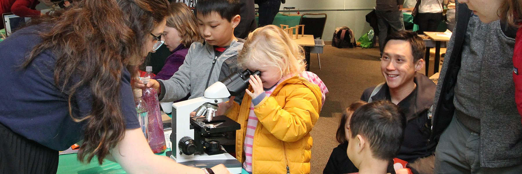 Girl-powered science event