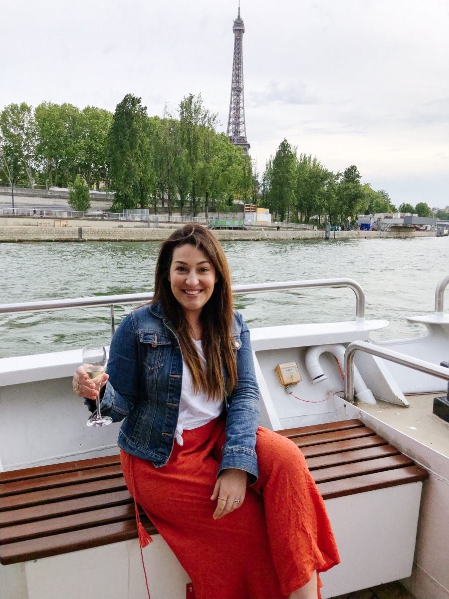 TRAVEL DIARY PARIS FRANCE