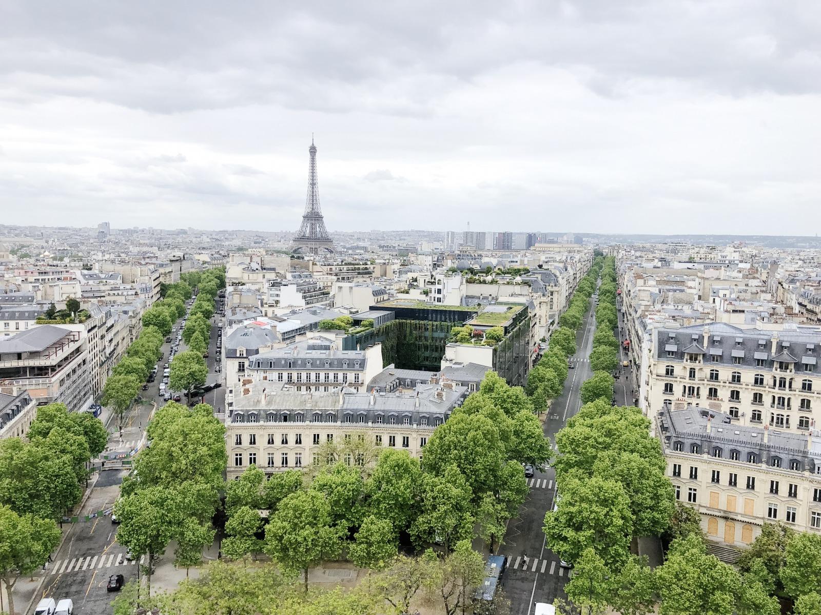 TRAVEL DIARY PARIS FRANCE