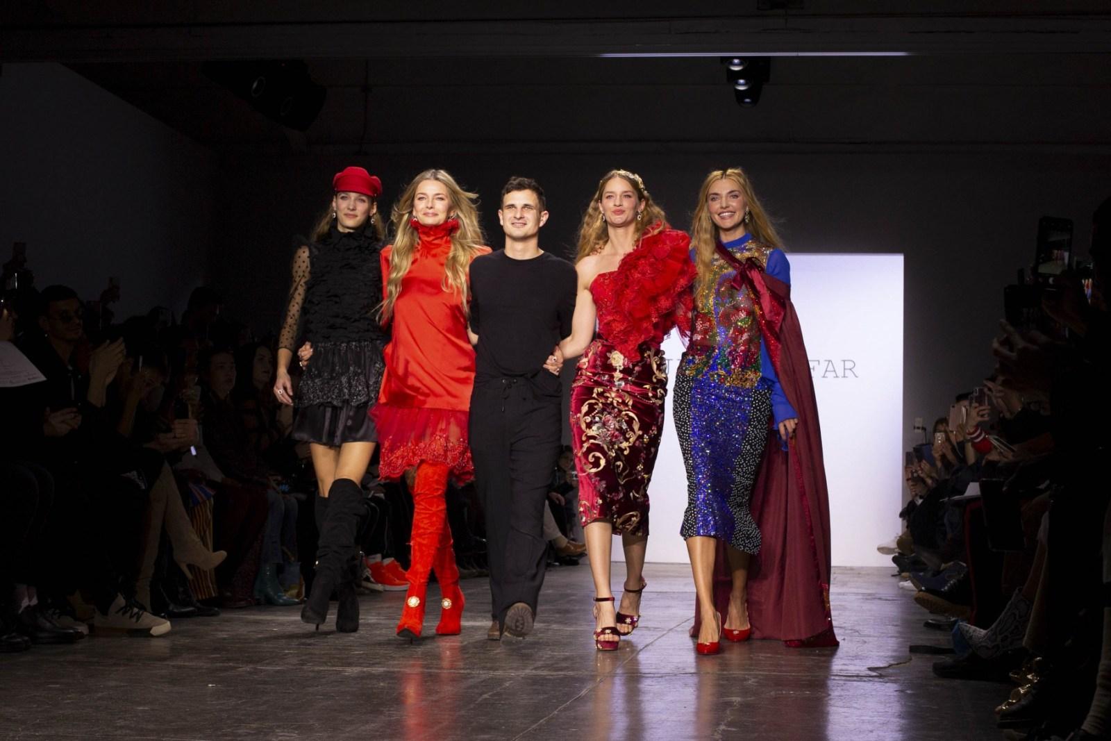 Jiri Kalfar New York Fashion Week Fall/Winter 2019