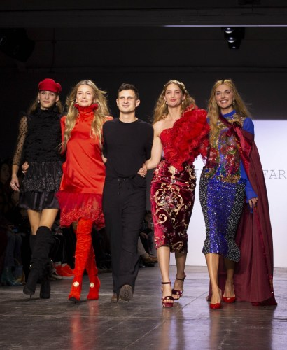 Jiri Kalfar Fashion Week 2019