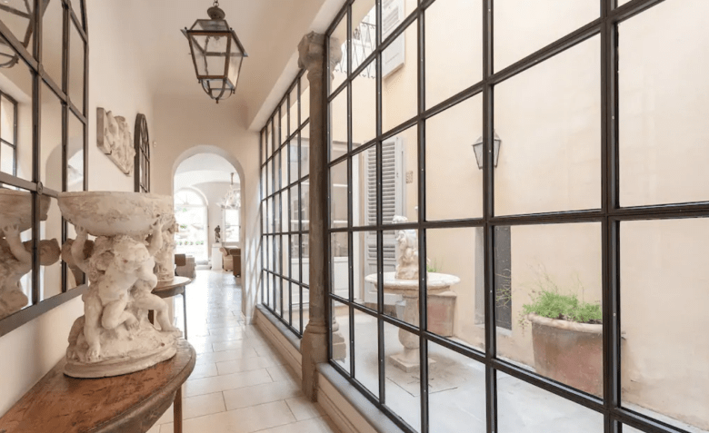 AirBnb in Florence Italy