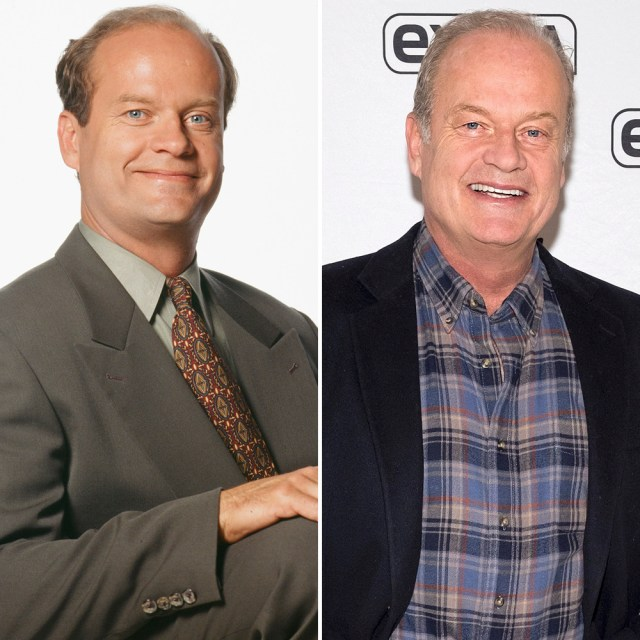 see what the cast of 'frasier' looks like now - life & style