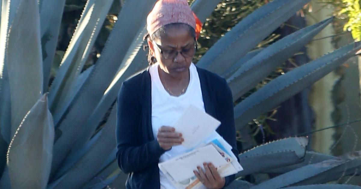 Meghan Markles Mom Doria Ragland Wasnt At Christmas See