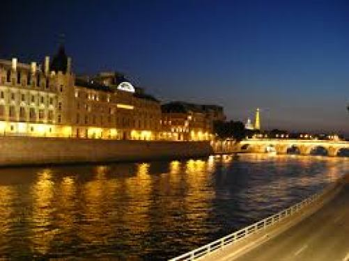 River Seine Image Credit: Wikipedia