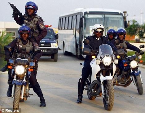 cabin crew escort nigeria