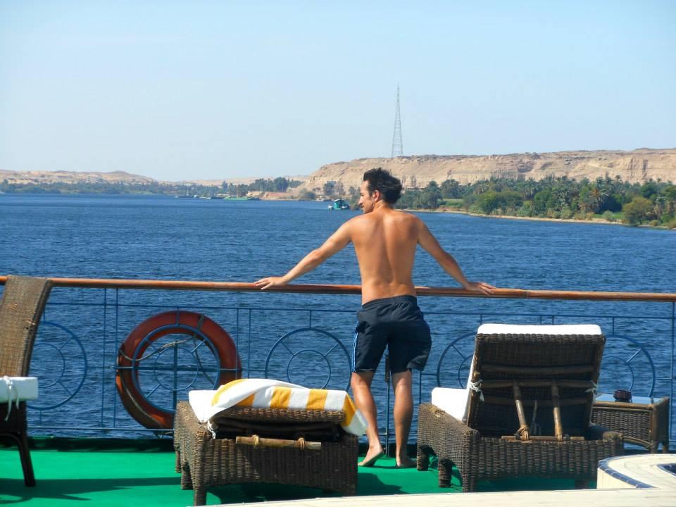 Cruising the Nile
