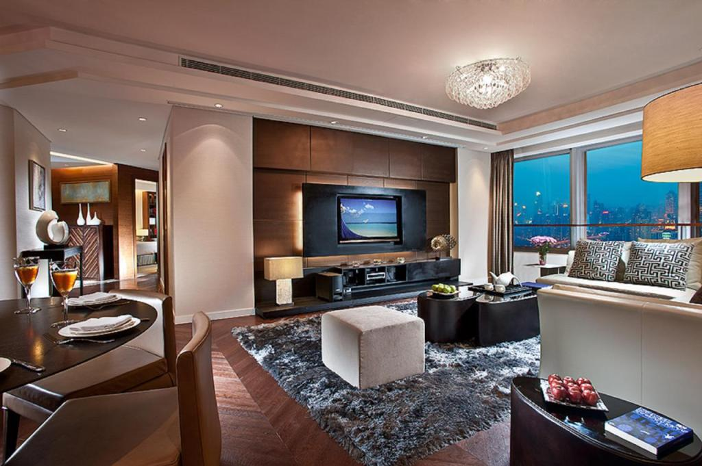 The best family hotels in Shanghai