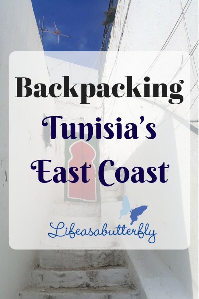 Backpacking Tunisia's East Coast