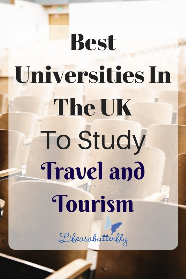 Best Universities In The UK To Study Travel And Tourism