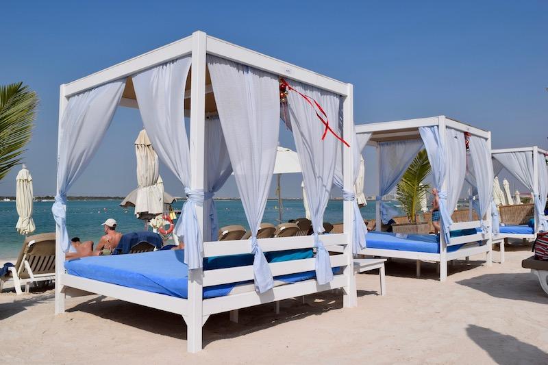 Babymoon in Abu Dhabi