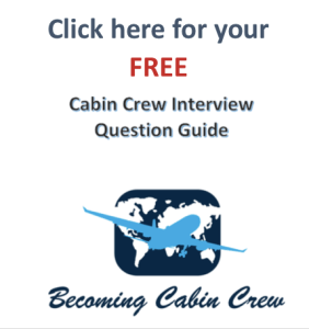 FREE Cabin Crew interview guide