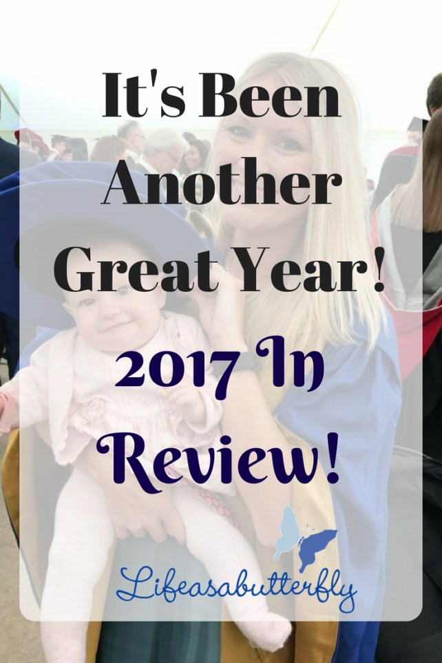 It's Been Another Great Year! 2017 In Review!