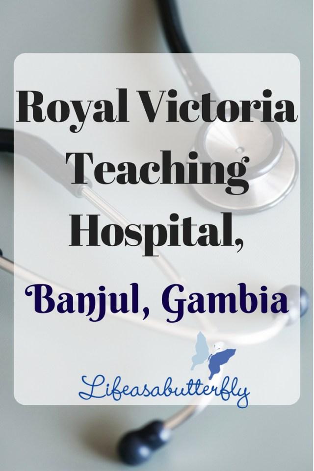 Royal Victoria Teaching Hospital, Banjul, Gambia
