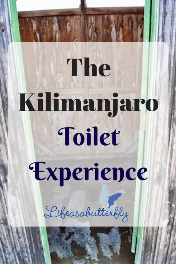 The Kilimanjaro toilet experience