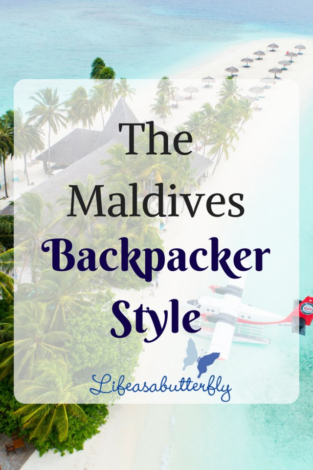 The Maldives Backpacker Style