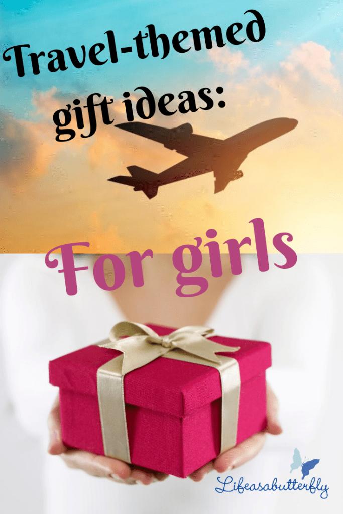 Travel-themed wedding gift ideas