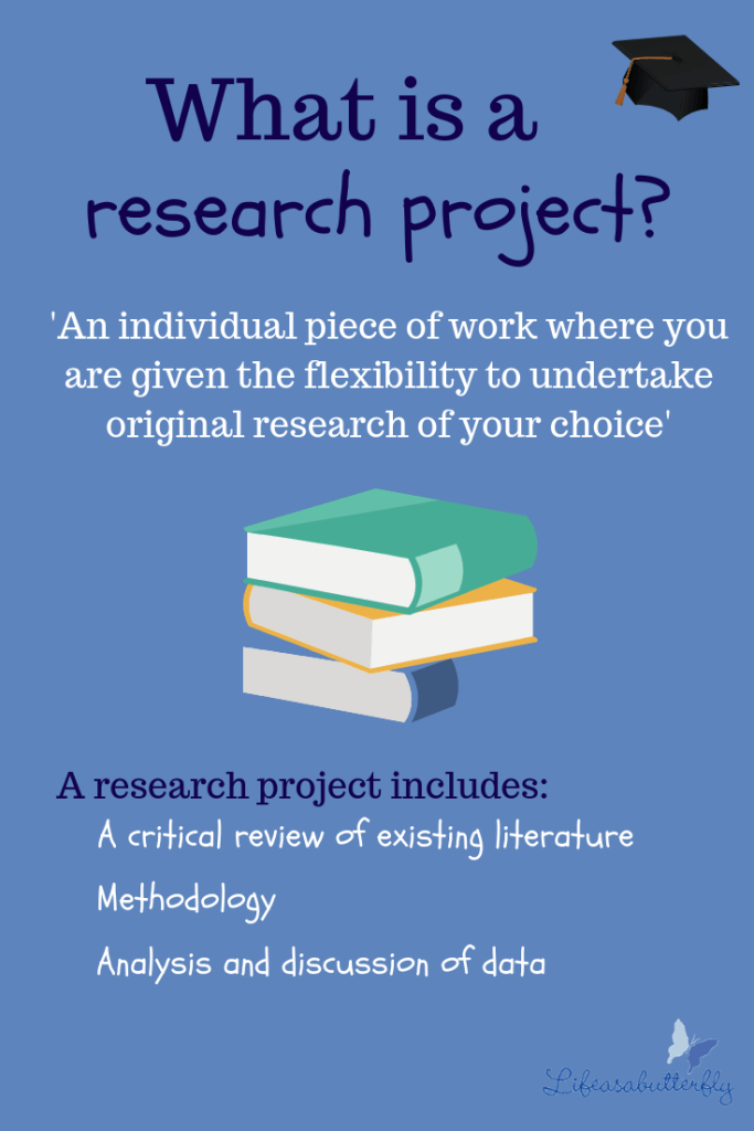 How to select a suitable research project topic