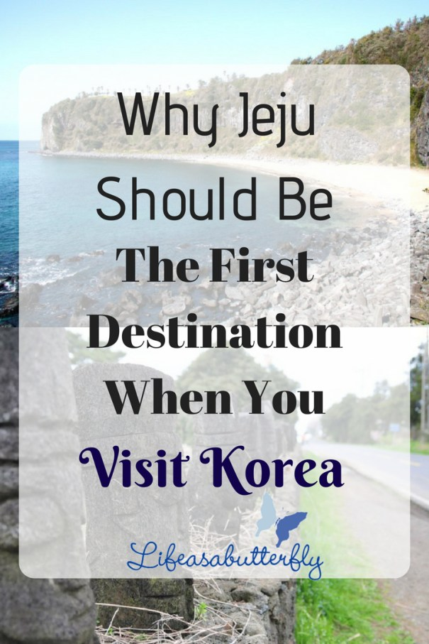 Why Jeju Should Be The First Destination When You Visit Korea