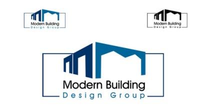Modern Building Logo