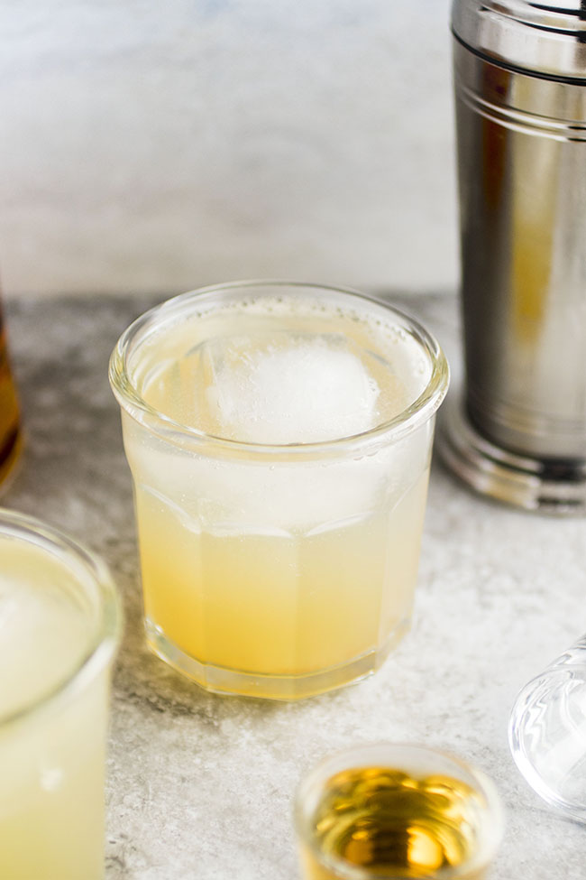 Whiskey cocktails for summer