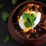 Beer Braised Short Rib Chili