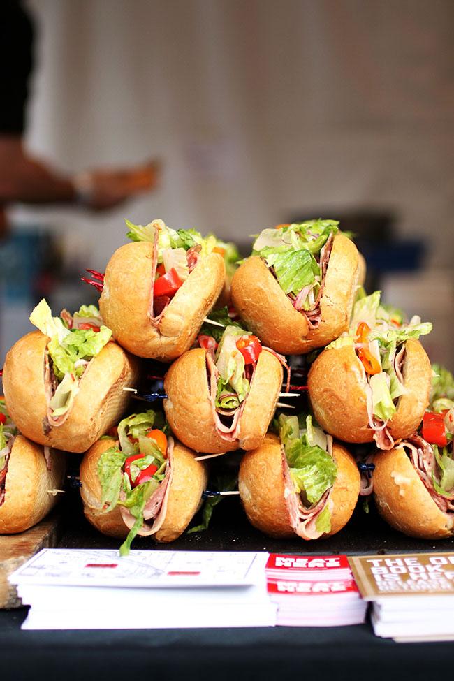 FEAST Sandwich Invitational 2015