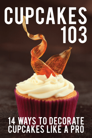 Cupcakes 103: 14 Ways to Decorate Cupcakes Like a Pro.