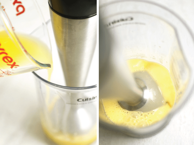 10 Ways to Use Your Immersion Blender - Your hand blender is one of the handiest tools in your kitchen! Here are 10 creative ways to use your stick blender for simple, creative recipes.