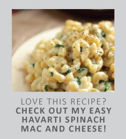havarti-spinach-mac-and-cheese