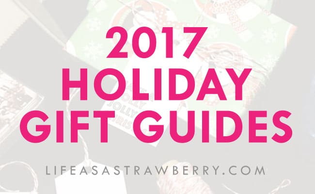 2017 holiday gift guide for cookbooks, foodies, environmentalists, and more
