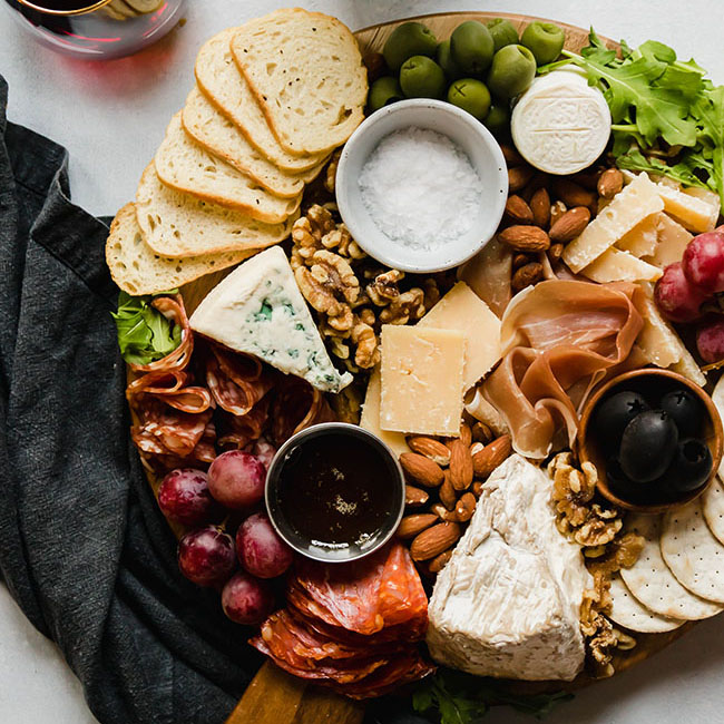 Dress Up Your Cheese Platter