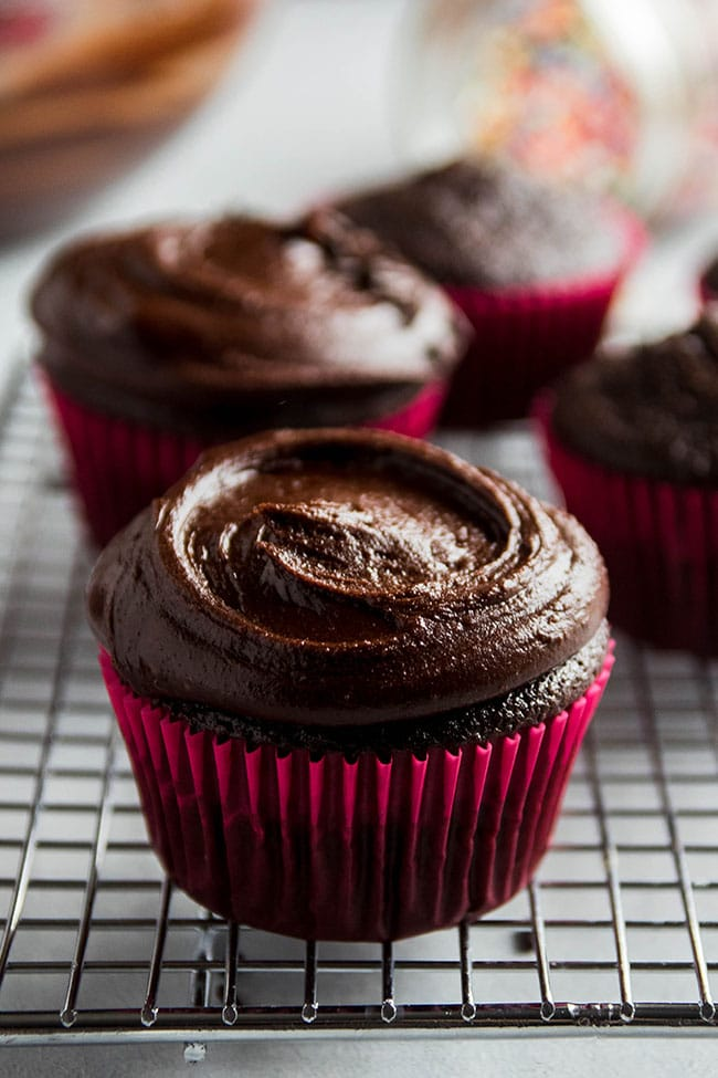 Chocolate Cupcakes With Coconut Oil No Butter