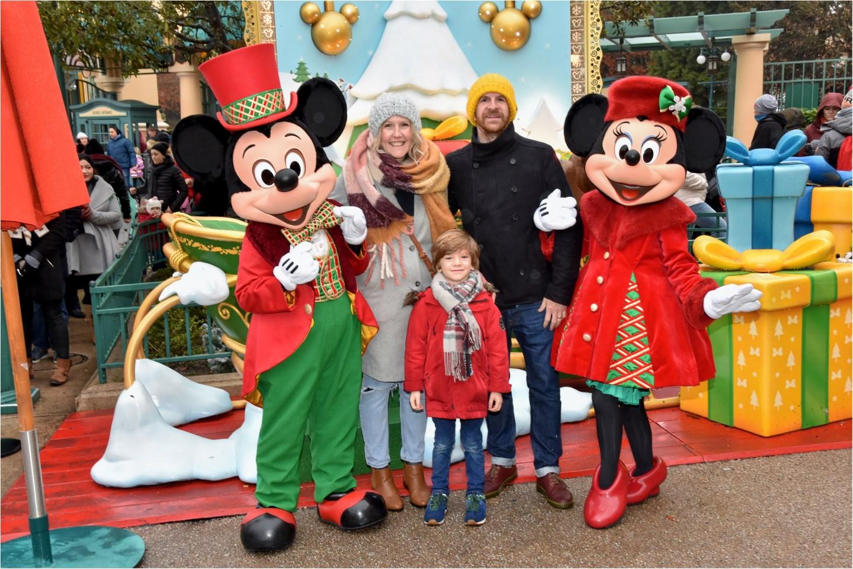 Top Tips for DisneyLand Paris at Christmas time