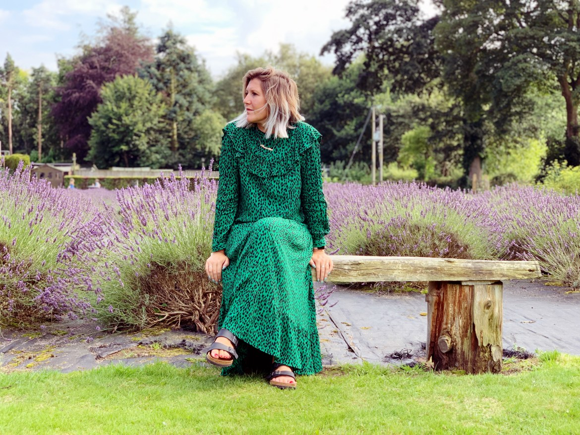 Wardrobe Edit : The Green Dress