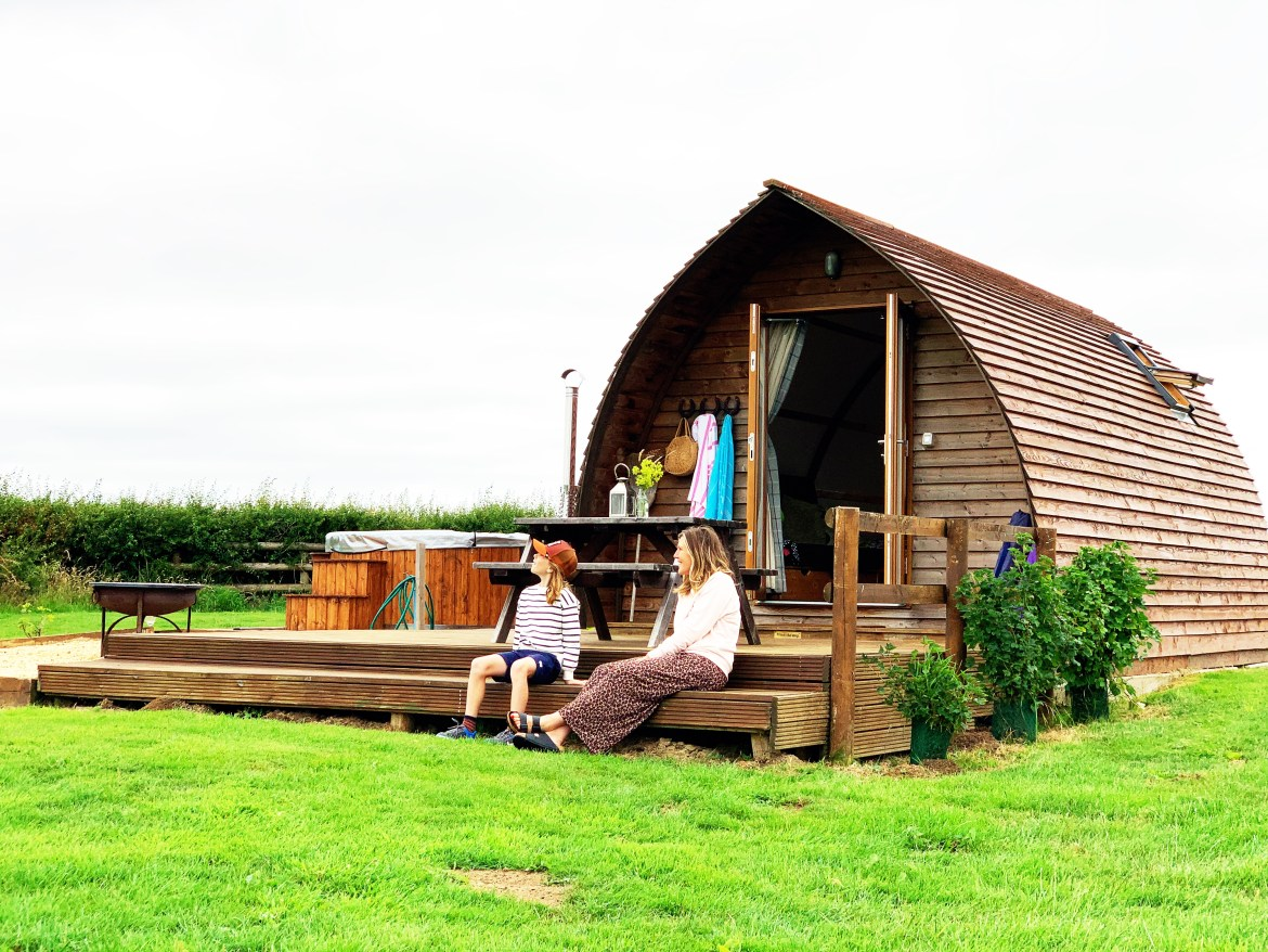 Glamping in the Cotswolds - Review