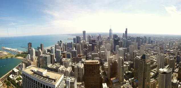 Skyline view -Chicago