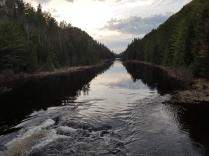 Ouareau River, Quebec